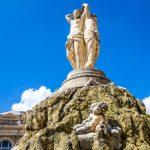 Les Trois Grâces, place de la Comédie ©OT Montpellier