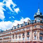 Immeuble Haussmannien, place de la Comédie ©OT Montpellier