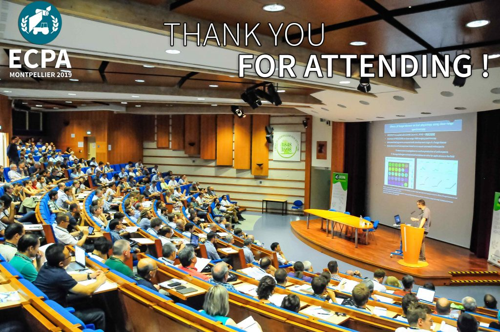 The 12th European Conference on Precision Agriculture